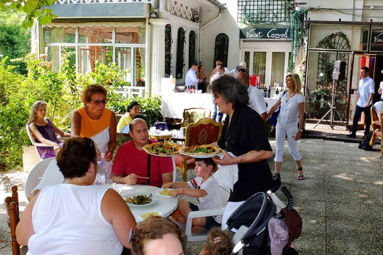 Read more about the article ATELIER LAZIO À LA CARTE, PARIS À TABLE