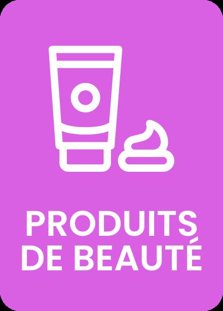 produits de beaute