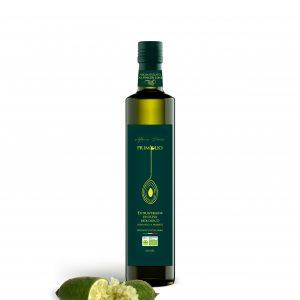Huile d'Olive Extra Vierge au caviar de citron