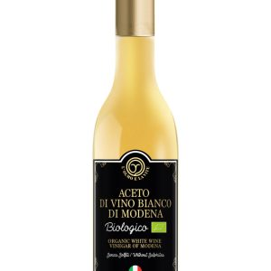 Vinaigre de vin blanc biologique de Modène