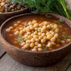 Soupe aux légumineuses Casate Normanne