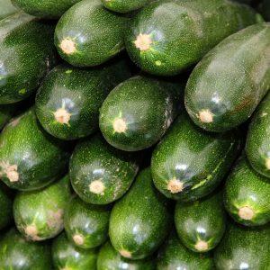 Courgettes roulées à l'huile d'olive extra vierge