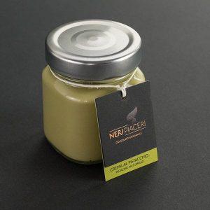 Crème à tartiner à la pistache