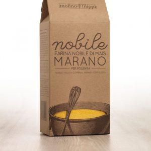 Farine de maïs Marano pour la polenta