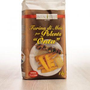 Farine de maïs pour la polenta «Onta»
