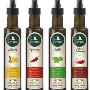 Huile d'Olive Extra Vierge fruité et parfumé