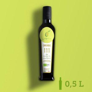 Huile d'Olive Extra Vierge Centoundici