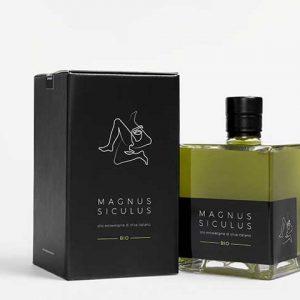 Huile d'Olive Extra Vierge Magnus Siculus Biologique