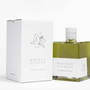 Huile d'Olive Extra Vierge Magnus Siculus Traditionnel