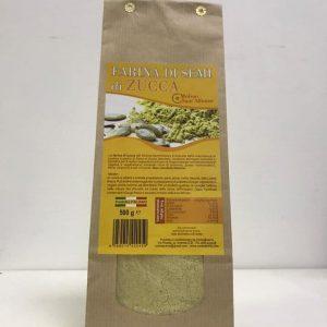Farine de graines de citrouille