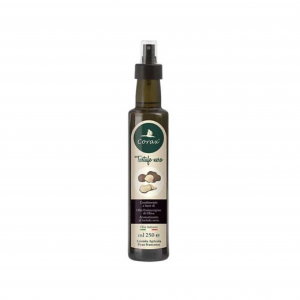 Huile d'Olive Extra Vierge fruité à la truffe noire