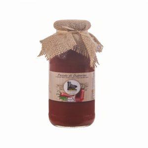 Sauce de tomates «datterini»