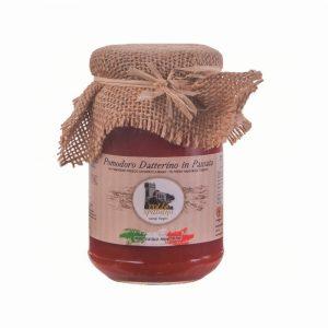 Purée de tomates «datterini»